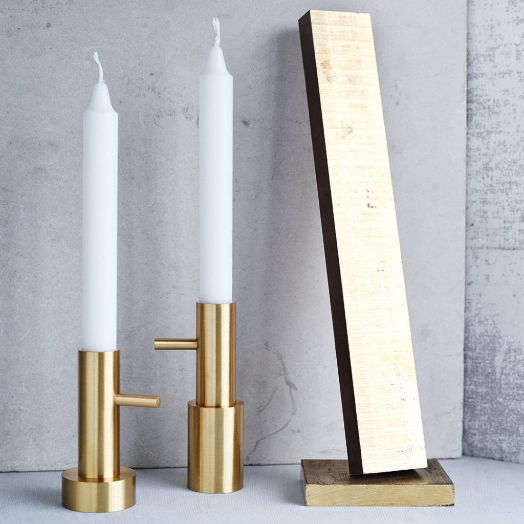Fritz Hansen | Singel candleholder