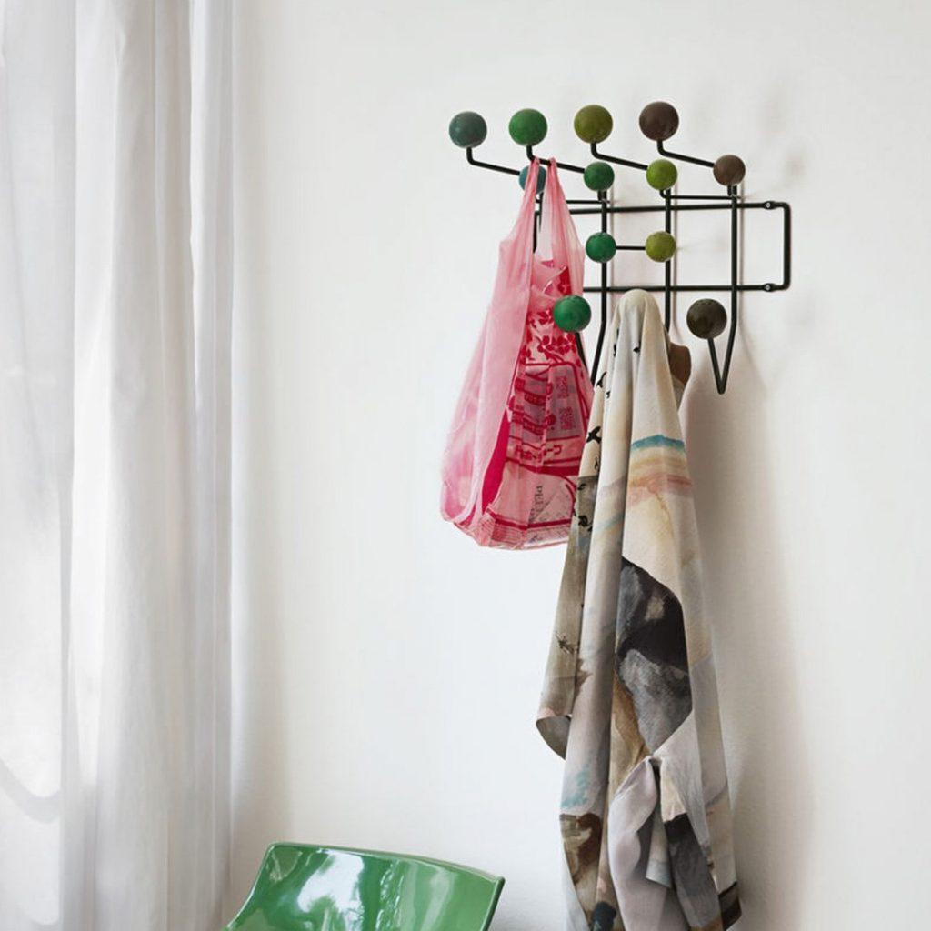 Vitra | Hang it all | Grønn