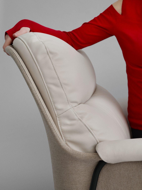 chaiselongen Lyra fra Fogia
