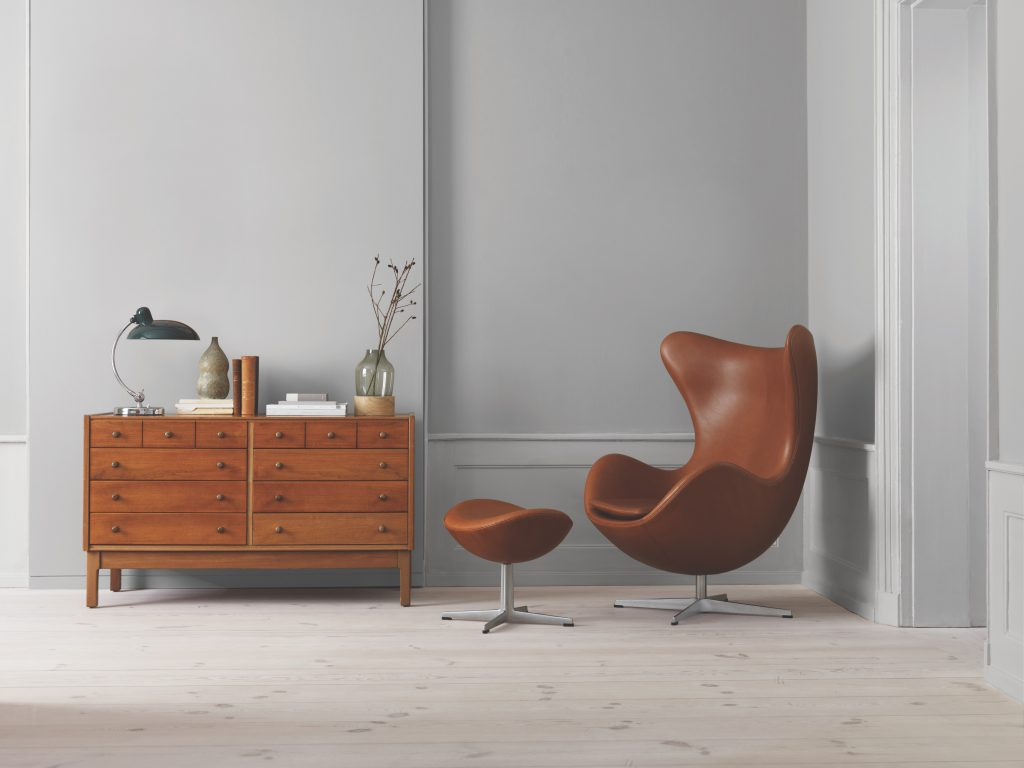 fritz hansen-5580_Egg chair