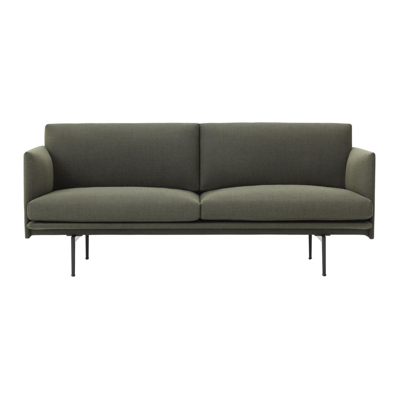 Outline Sofa   2-seter