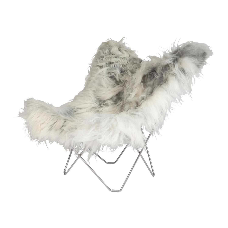 Iceland Mariposa | Sheepskin Butterfly Chair