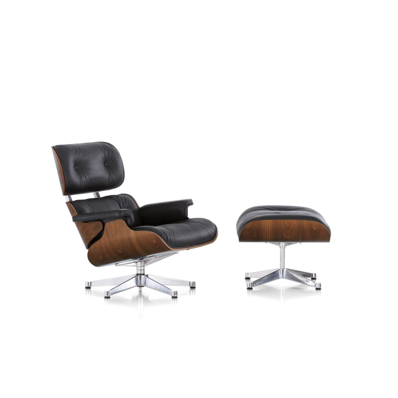 Lounge Chair & Fotskammel