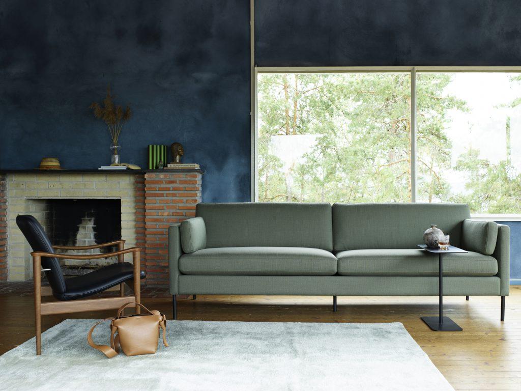Arena 7 sofa fra lk hjelle star i stua