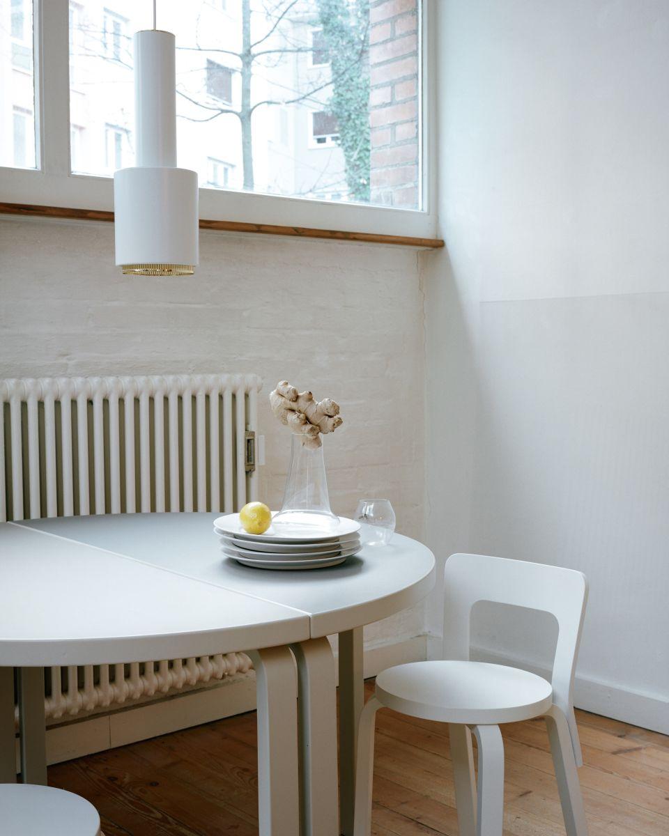 Aalto Table og taklampe artek