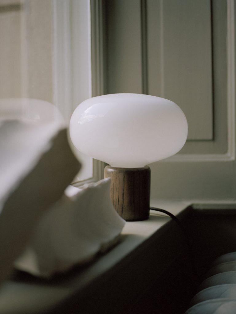 New Works bordlampe