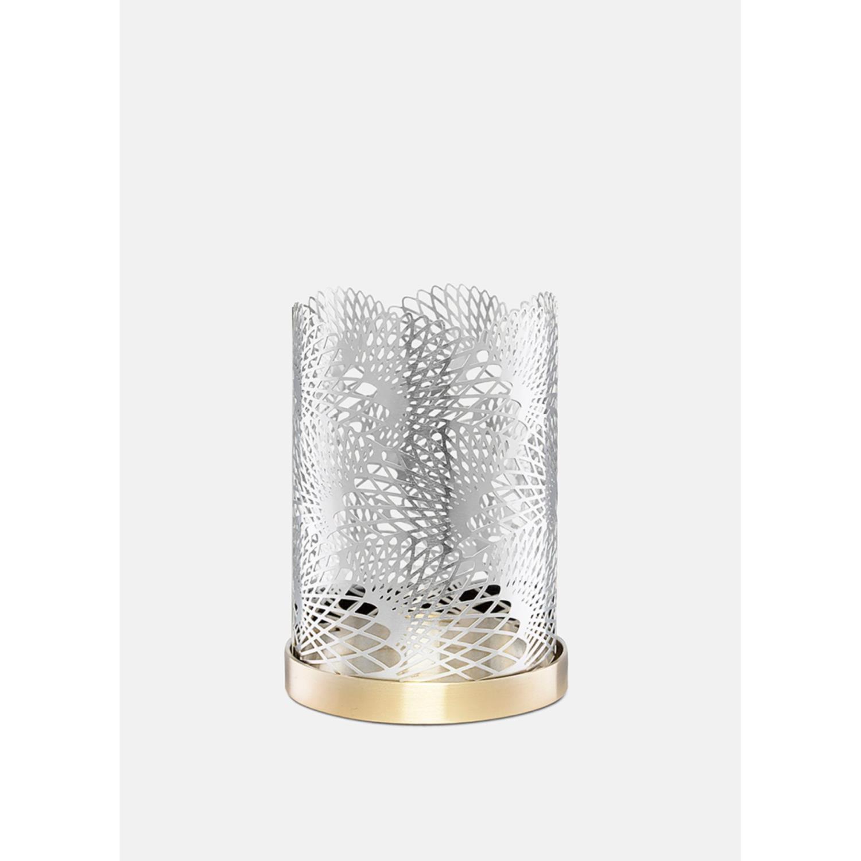 Celestial Candleholder | Silver