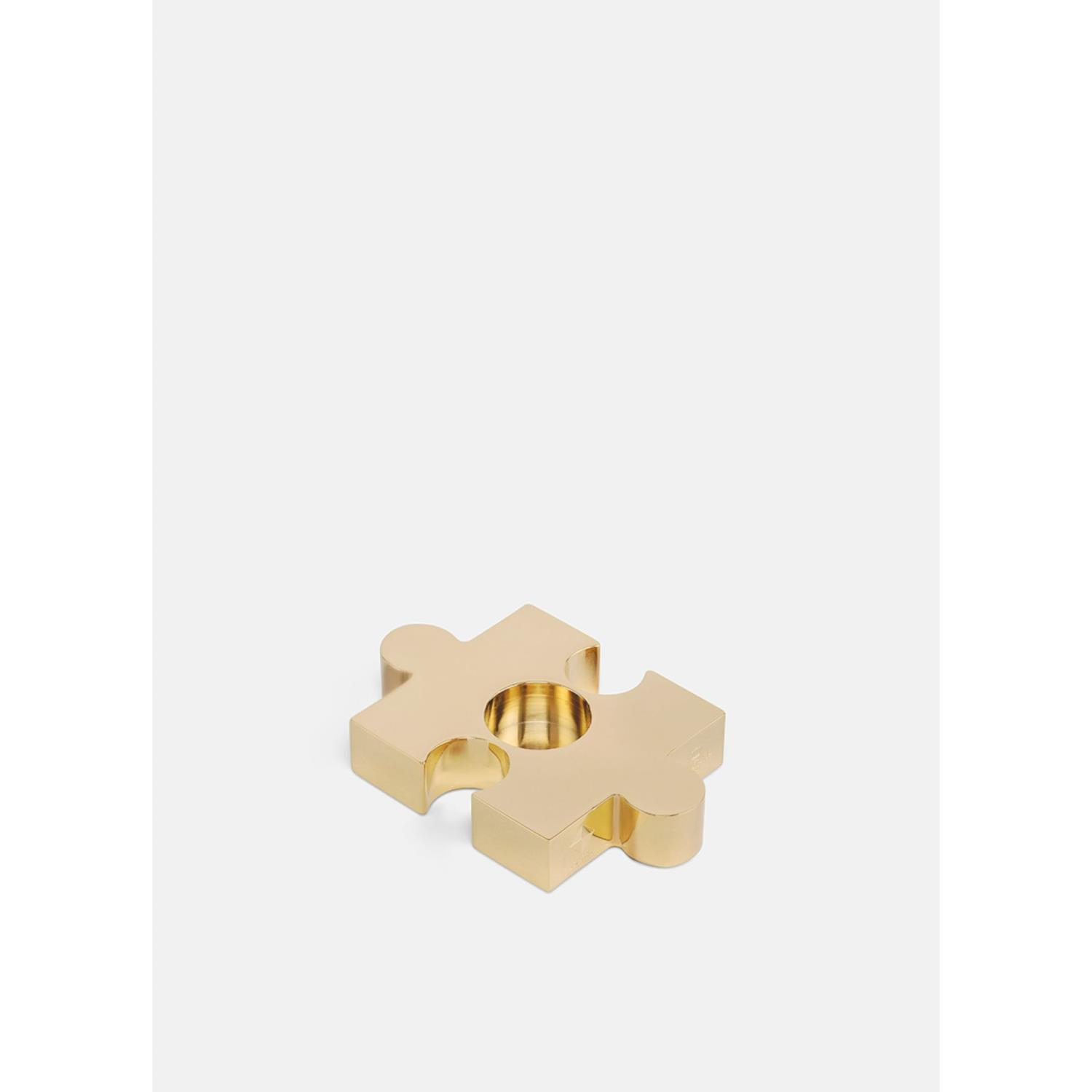 Puzzle Candleholder | Project Playground