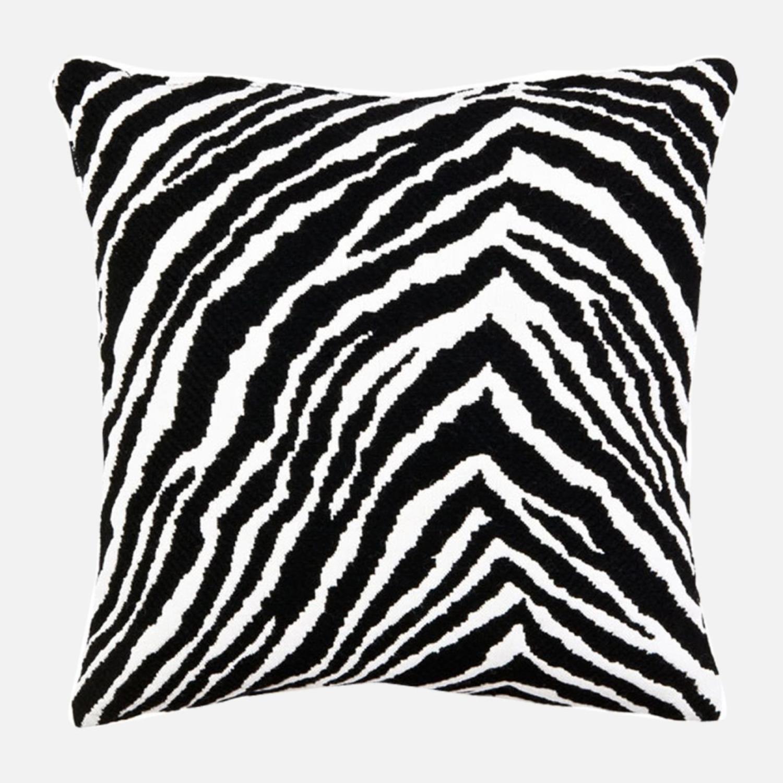 Zebra Pute | 40 x 40