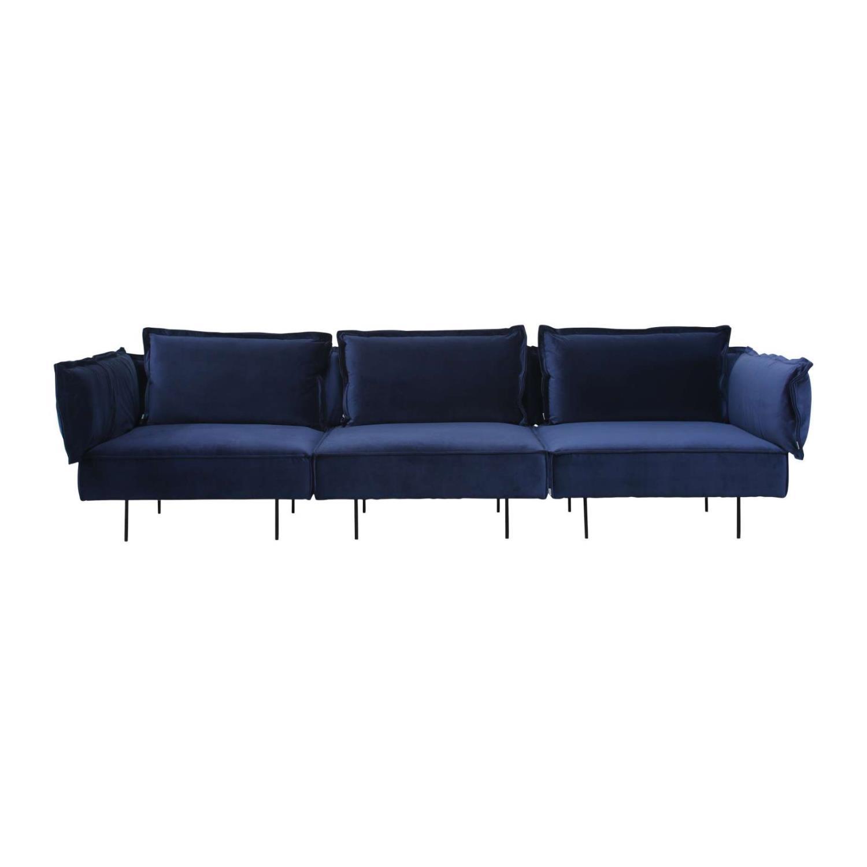 3-Seat Modular Sofa