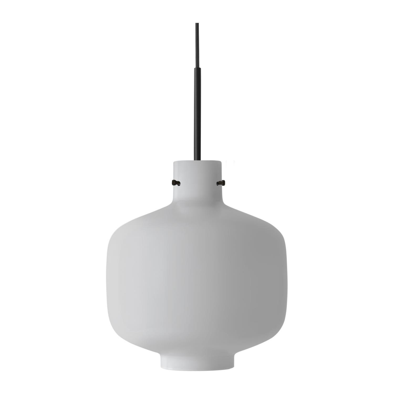 4180   Vikinglampen   Ø30   Matt hvit