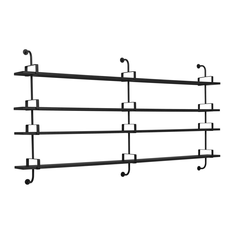 Démon Shelf | 3 Brackets | 4 shelves | L275