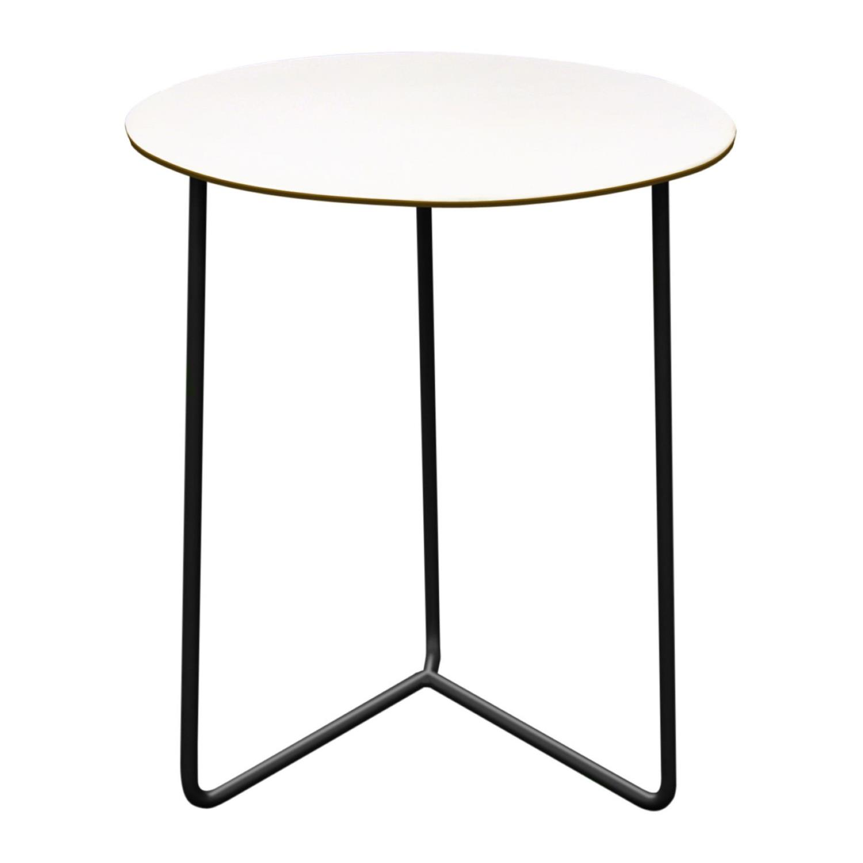 High Tech | Rundt bord | Ø60