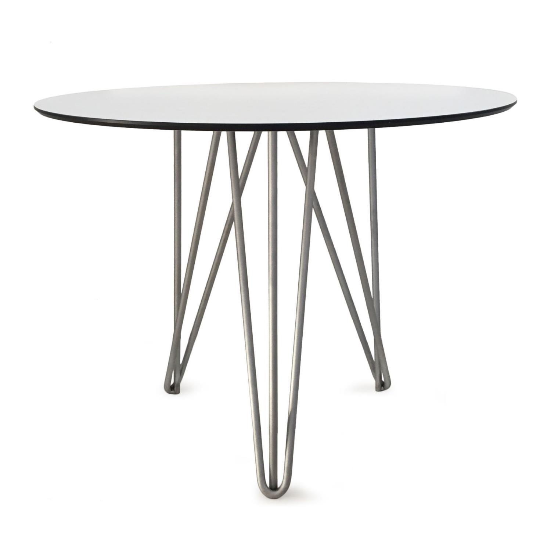High Tech | Rundt bord | Ø90