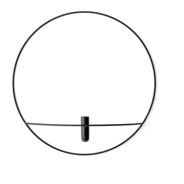 POV Sirkel Vase/Lysholder | Stor