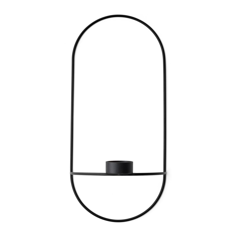 POV Oval Telysholder