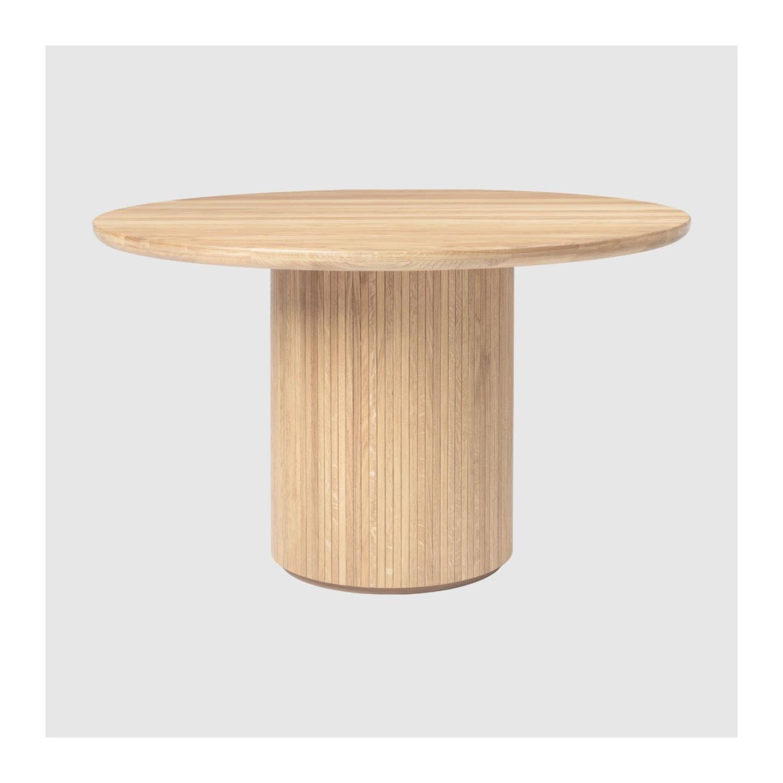 Moon Spisebord | Ø120 | Eik