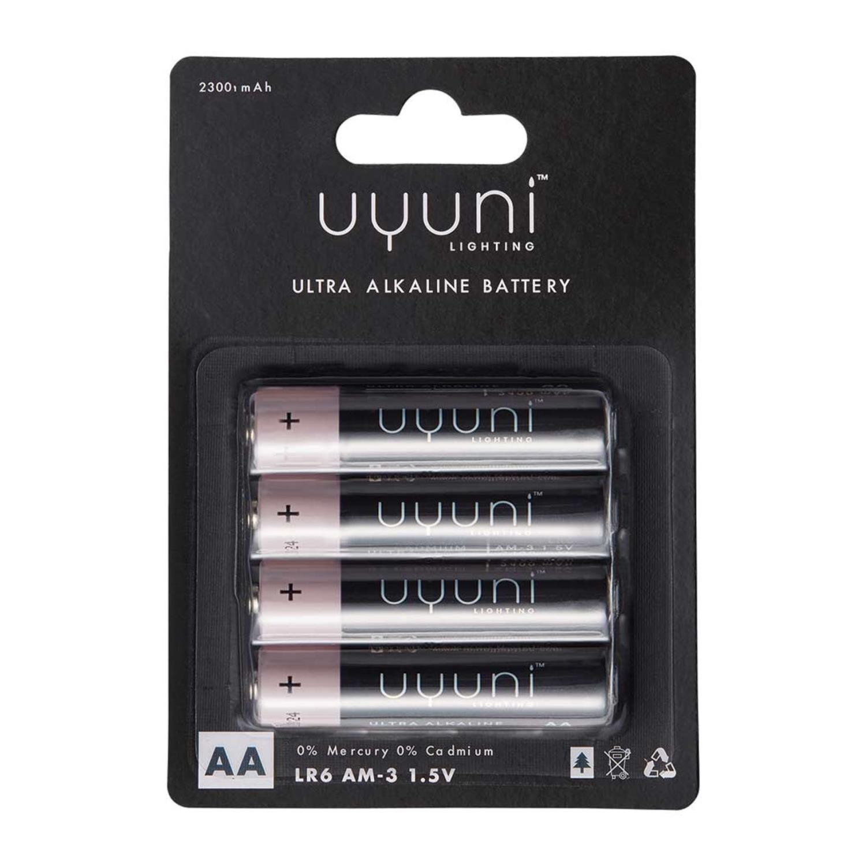 AA Battery | 1,5V | 2300mAh | 4 pack