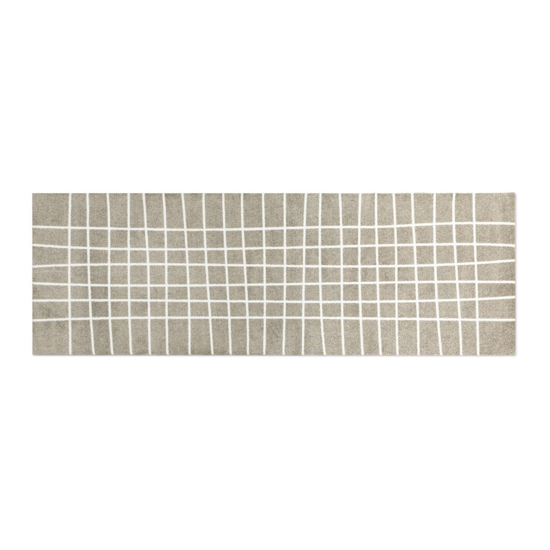 Dørmatte Hand Travertine | 85 x 250