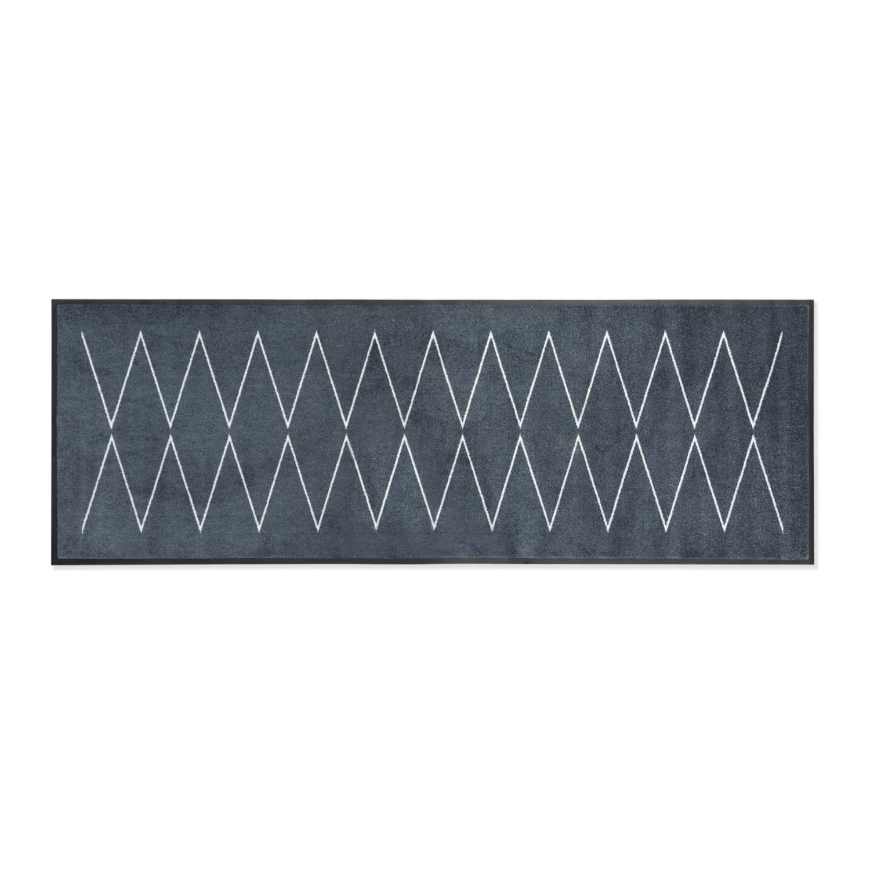Dørmatte Lyn Grey | 85 x 250