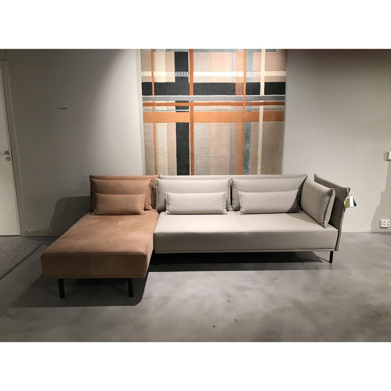 NIU Sofa + Chaiselounge | Uststillingssalg