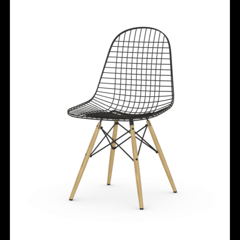 Wire Chair DKW | Spisestol u/pute