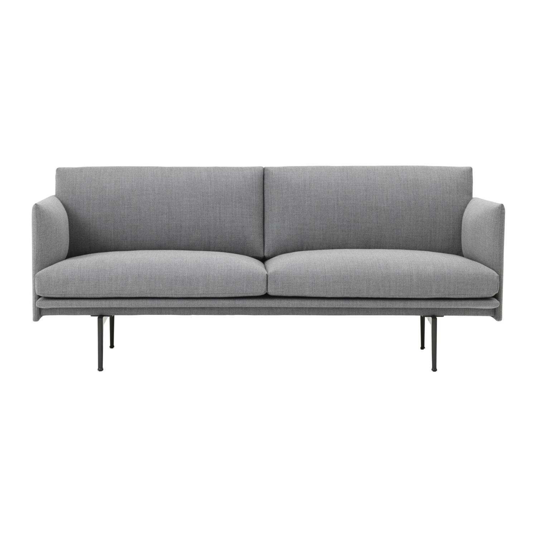 Outline Sofa | 2-seter