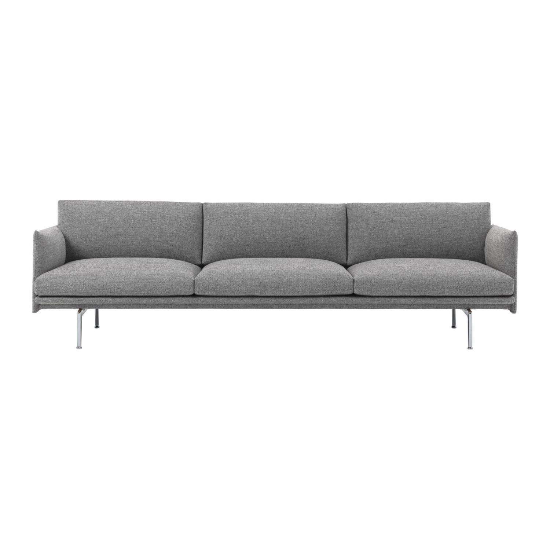 Outline Sofa | 3,5-seter