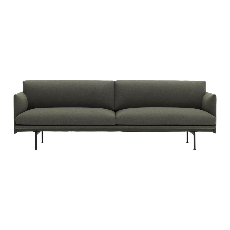 Outline Sofa | 3-seter