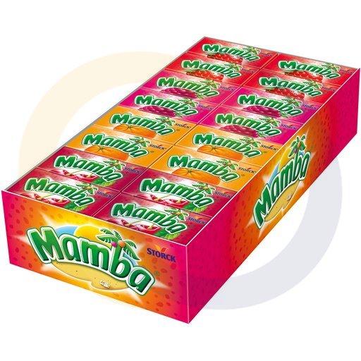 Mamba Soft Fruit 26,5g 2 FOR 10KR