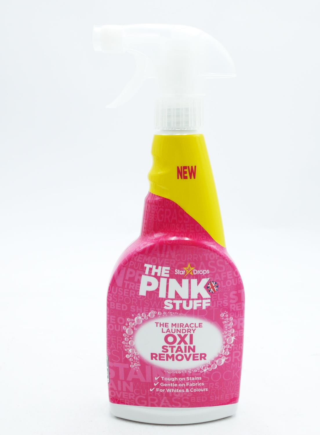 The Pink Stuff Stain Remover Spray