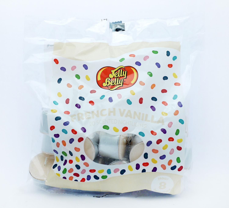 Jelly Belly Vanilla Tealights 8timer 20pk