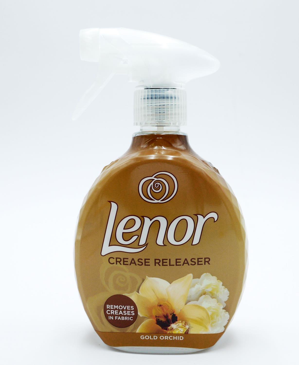 Lenor Gold Orchid Crease Releaser 500ml