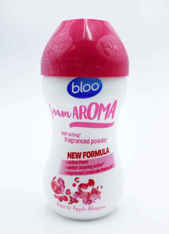 Bloo Foam Aroma Rose&Apple Blossom 500g