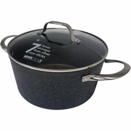 Eaziglide kasserolle 24 cm 4,75l