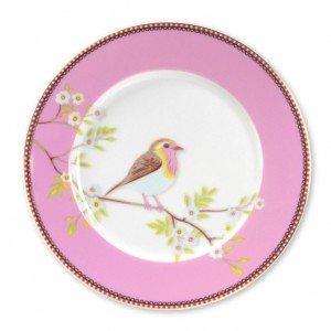 Frokost Asjett  Rosa Early Bird Ø 21