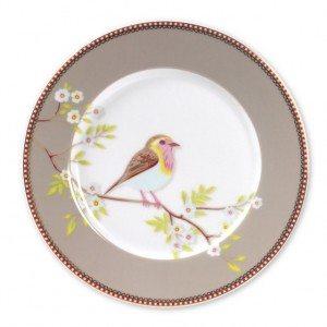 Frokost Asjett Khaki Early Bird Ø 21