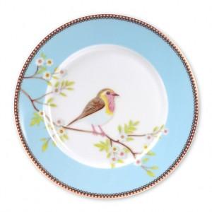 Frokost Asjett Blå Early Bird Ø 21