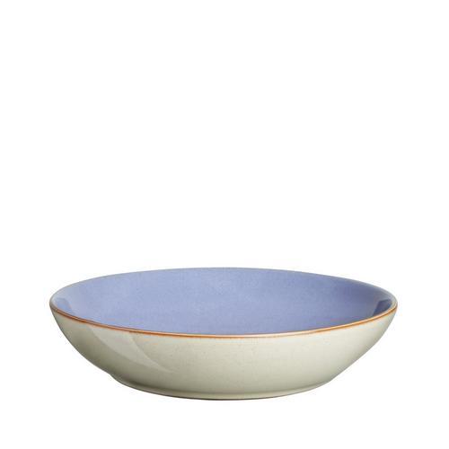 Pastatallerken blå