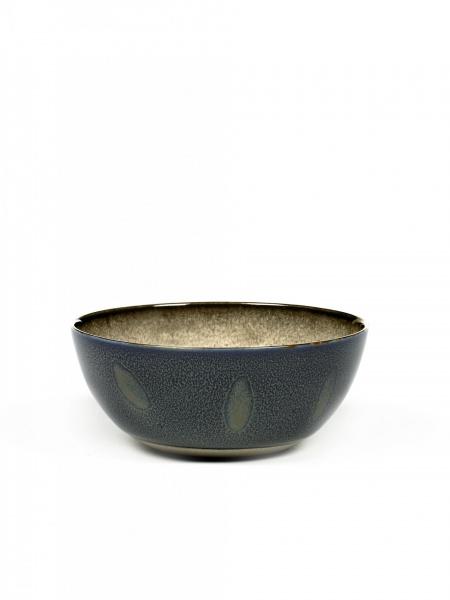 Bolle M misty grey/dark blue D13,7 H6