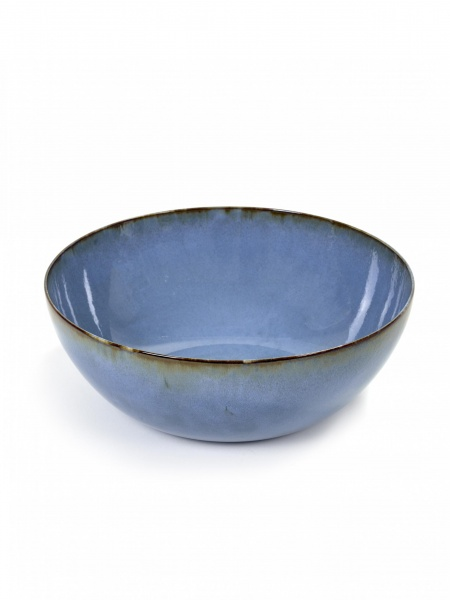 Salatbolle smokey blue D27 H8,8