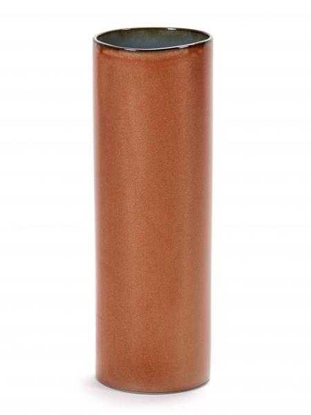 Vase Rust D9 H:27