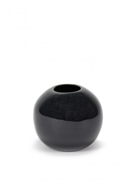 Ball vase S dark blue D9 H8