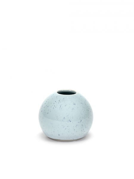Ball vase XS light blue D5 H6