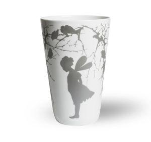 Vase h:26 cm