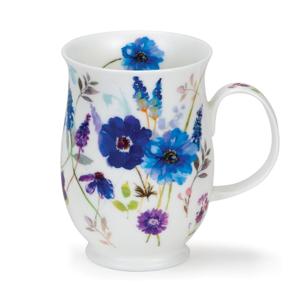 Suffolk Floral Harmony blue