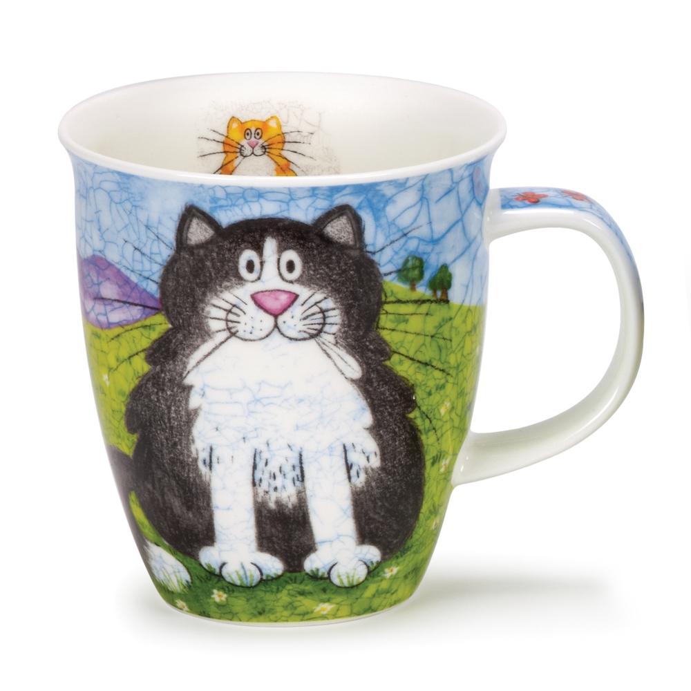 Nevis happy cat - black