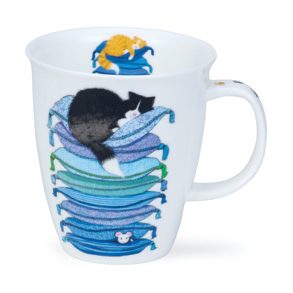 Nevis Sleepy cats - blue