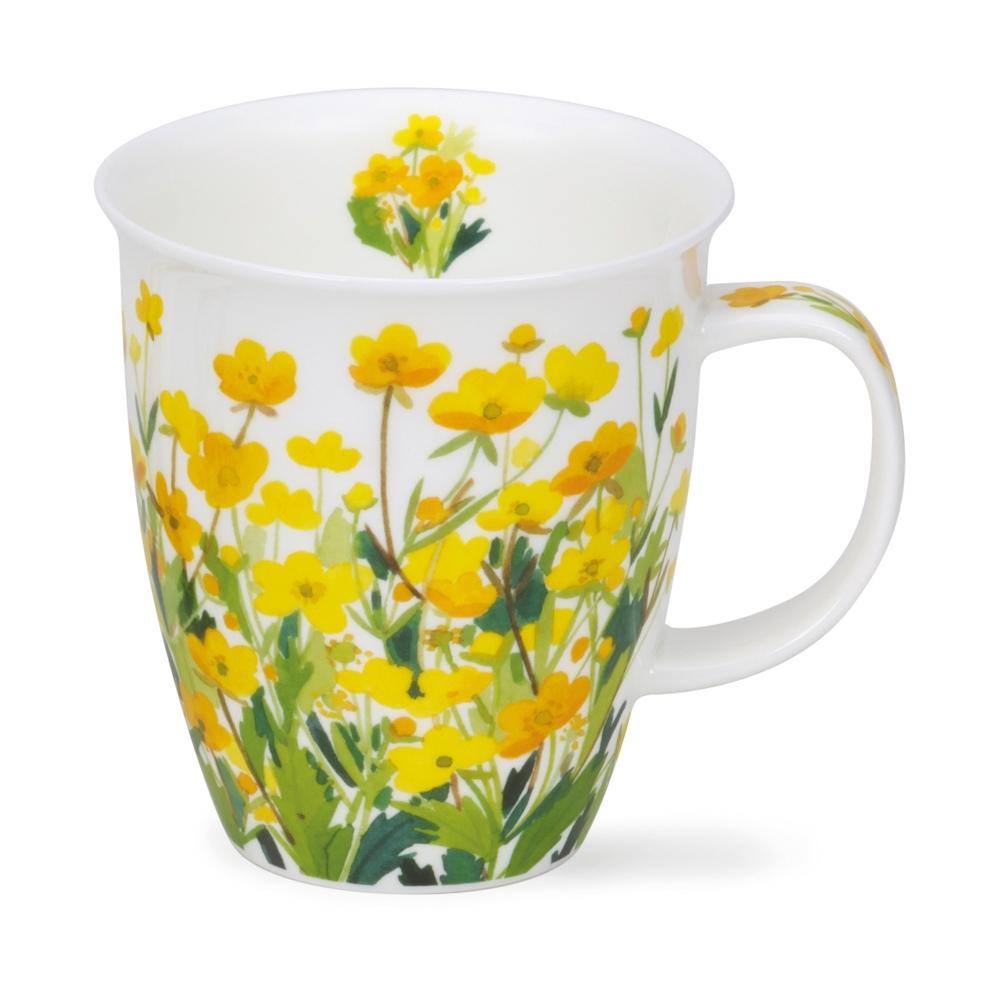 Nevis meadow - yellow - buttercups