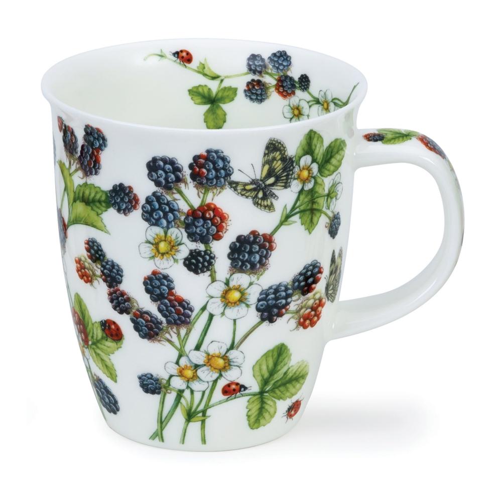 Nevis wild fruits - blackberries
